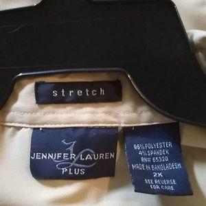 Jennifer lauren plus Tops - 🌞4/$10🌞Women's 2X shirt